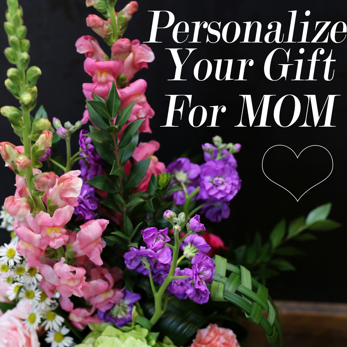How-To Personalize This Year's Mother's Day Gift