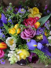 Le Bouquet spring bouquet de printemps