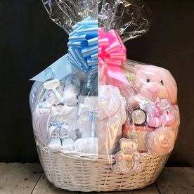 BG1012-baby-baskets by Le Bouquet