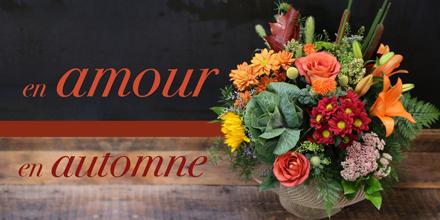 Fall bouquet by Le Bouquet