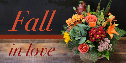 Fall bouquet by Le Bouquet