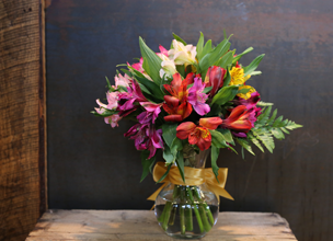 Awesome Alstroemeria by Le Bouquet