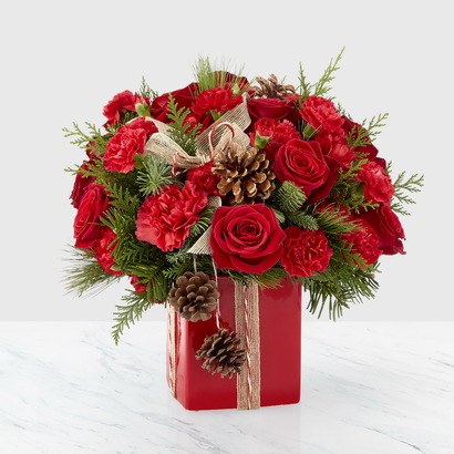 The FTD Gracious Gift Bouquet Exquisite Le Bouquet Montreal