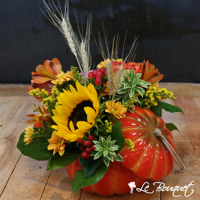 Le Bouquet's Pumpkin-a-Plenty