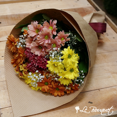 Fall Edition of Delightful Daisies at your Montreal Florist